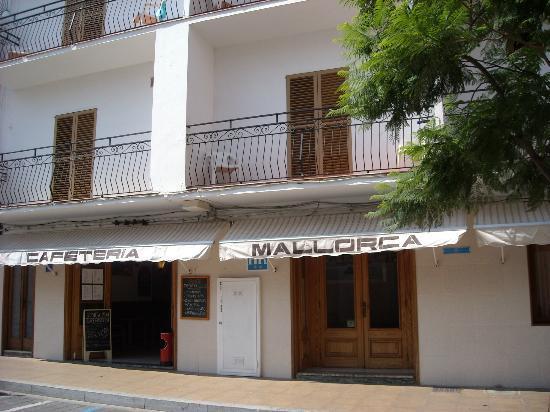 Hostal Mallorca: Hostal