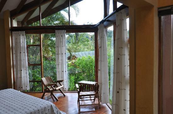 Tenorio Lodge: Zimmer der Lodge