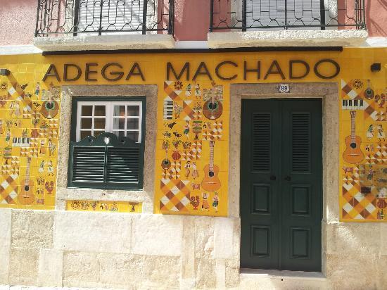Maison du fado photo de lisbonne autrement lisbonne tripadvisor - Autrement maison ...