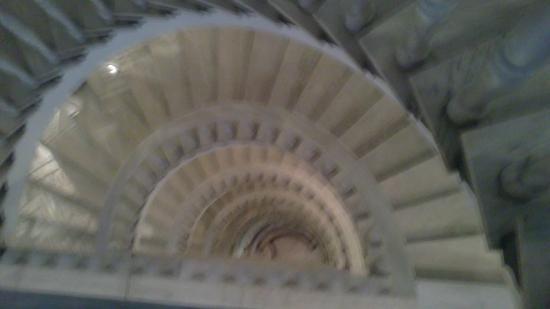 Hotel Vincci Via 66: Staircase