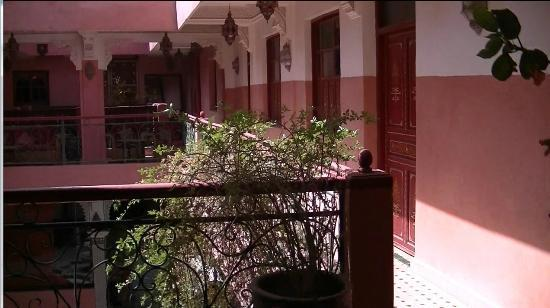 Riad Amssaffah: First Floor Rooms