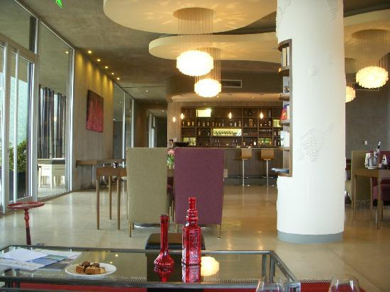 Entre Cielos: Restaurant.