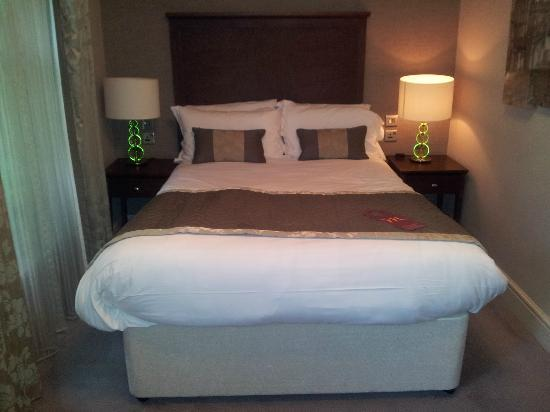 Mercure Salisbury White Hart Hotel : Soft bed