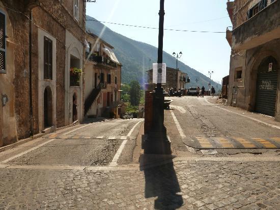 La Preta Nera: Town picture