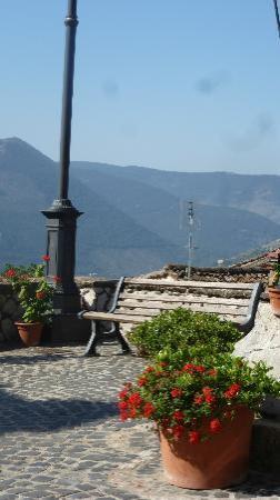 La Preta Nera: View