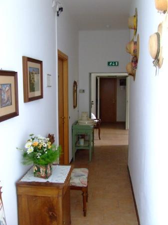Hotel Brisino: Furnishing example