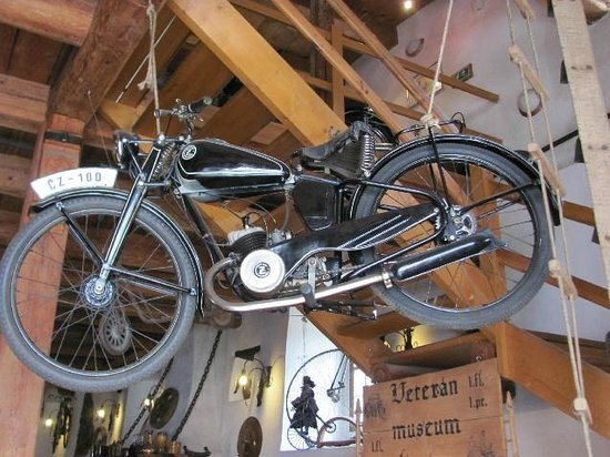 Historical Motorcycles Museum