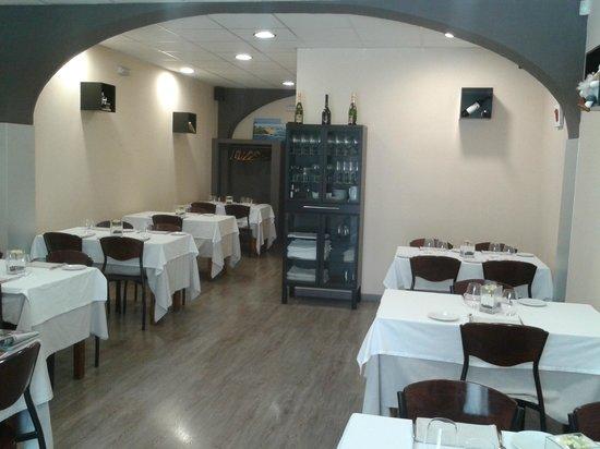 La Forquilla Restaurant: Panorámica de la sala