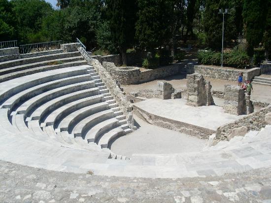 Hotel Iris: Amphitheatre - Kos