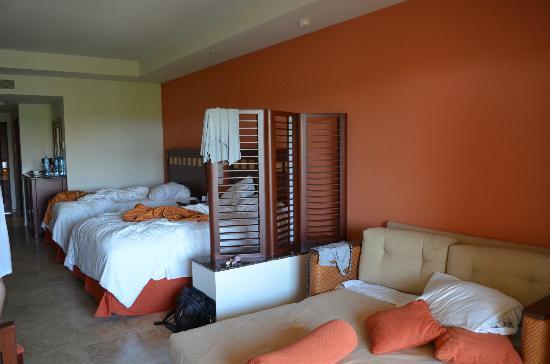 Hacienda Tres Rios: habitacion