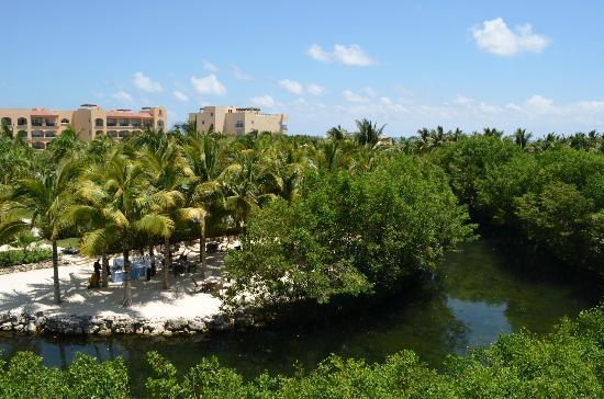Hacienda Tres Rios: vista de habitaciòn al rìo