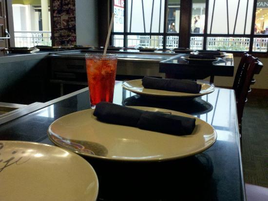Fuji Japanese Restaurant In Middletown New York