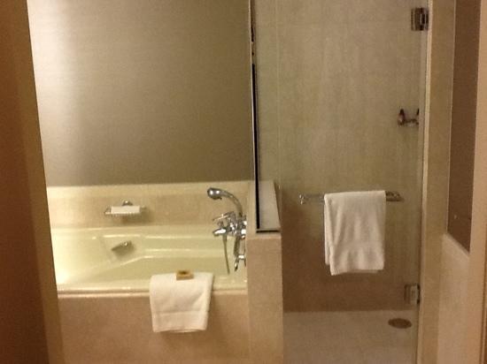 Four Seasons Hotel Riyadh at Kingdom Centre: bathroom