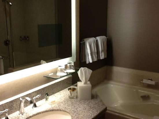 Four Seasons Hotel Riyadh at Kingdom Centre : bathroom
