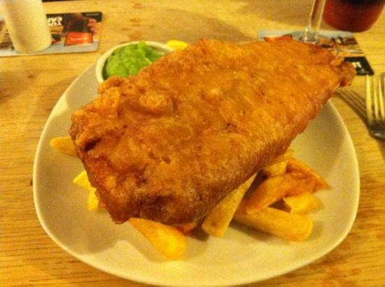 The Ship Inn: Fish & Chips