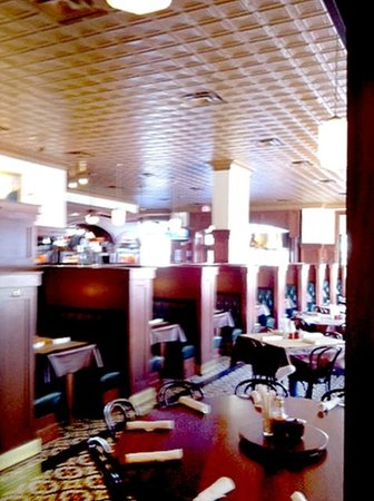 Ted's Montana Grill: The dinner room at Ted's!