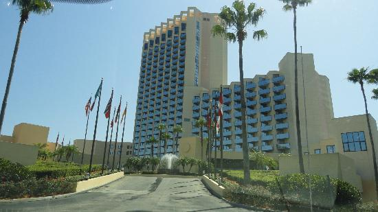 Buena Vista Palace: visao das torres do hotel