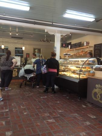 Birkholm's Bakery: yum!