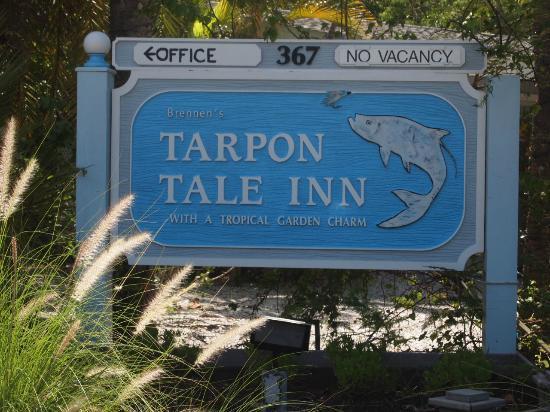 Tarpon Tale Inn: .