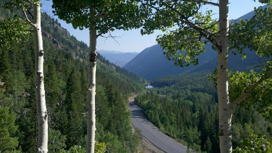 Arapaho National Forest: View From The Road