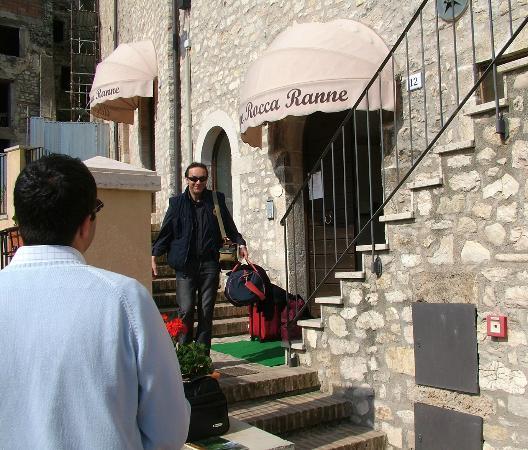 Albergo RoccaRanne: Il Rocca Ranne