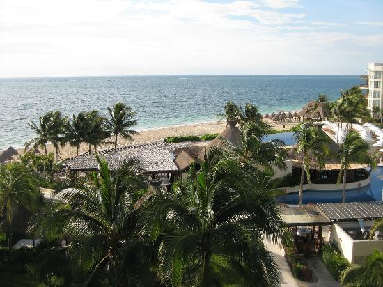 Dreams Riviera Cancun Resort & Spa: seaview room 1514