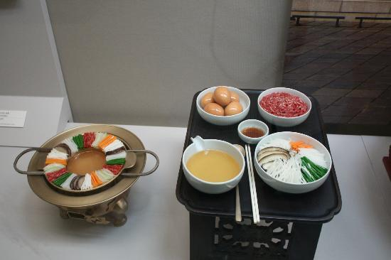 Meal fit for an Emperor - Picture of National Palace Museum