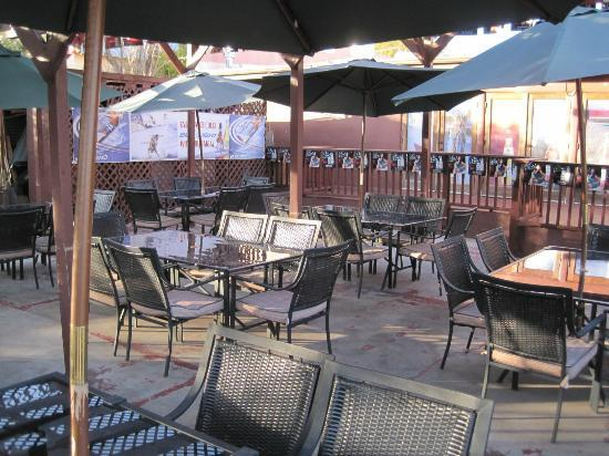 Concho S Mexican Restaurant Food Patio