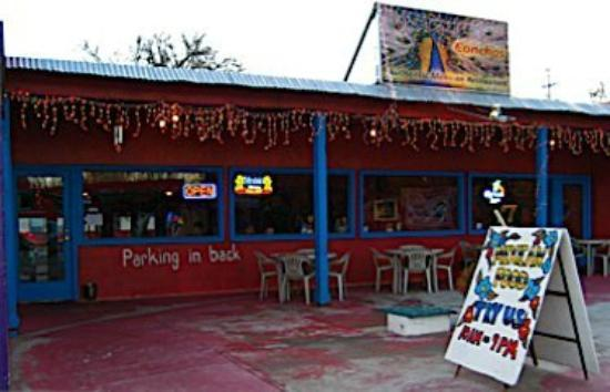 Concho S Mexican Restaurant Food Front