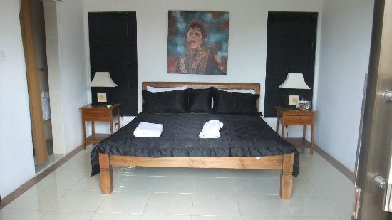Villa Jepun : chambre