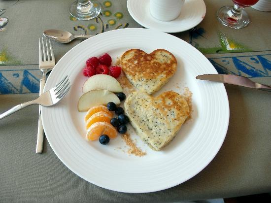 Au Coeur Urbain: Le petit déjeuner
