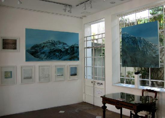 Galeria Mar Dulce: James Peck 'All Roads lead Us back to Here' Sept-Oct 2012