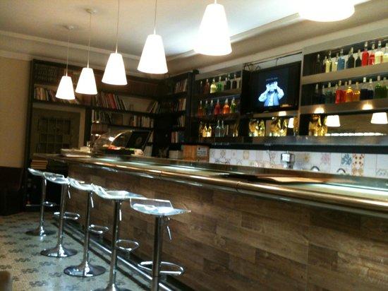 Cafe do Cofre : Decoracao
