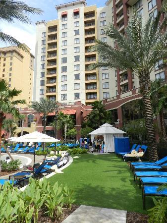 Wyndham Bonnet Creek Resort: by the pool
