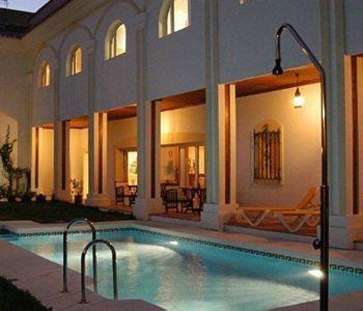 Hotel La Luna Blanca : zonas al aire libre