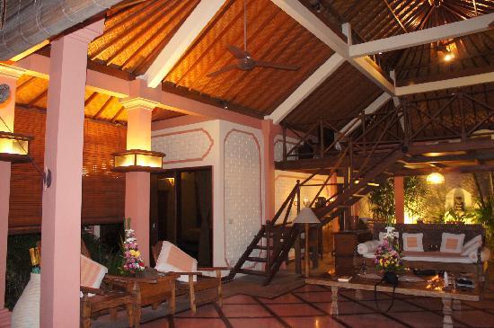 Dyana Villas: villa Dyana n°1 séjour immense