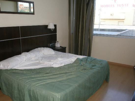Hotel Tarraco Park : habi1