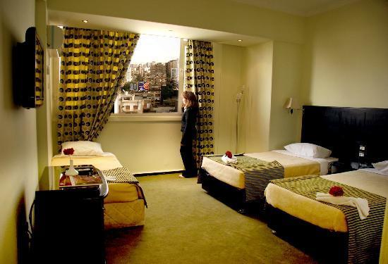 Swiss Inn Hotel Cairo: LOBBY