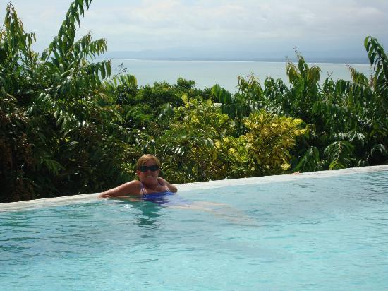La Mariposa Hotel: poolside