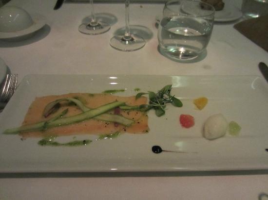 100 Maneiras: marinato salmone