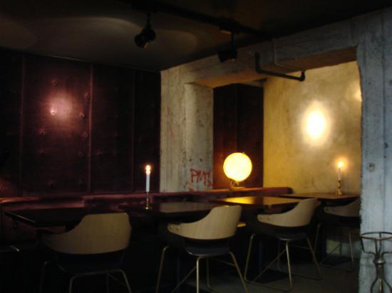 Restaurant Story Hotel: A quiet corner of the restaurant
