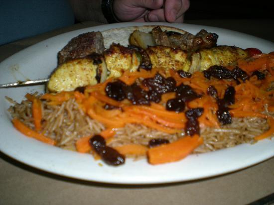 Kabul Restaurant Afghani Cuisine Huntington Ny