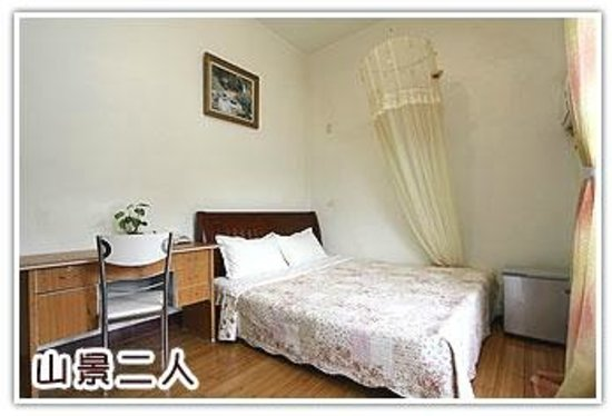 Sansendai Sea View B&B: Bed Room