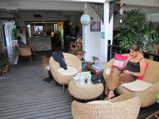 花園精品酒店照片