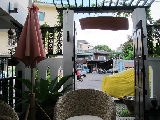 Top Garden Boutique Guesthouse: lounge