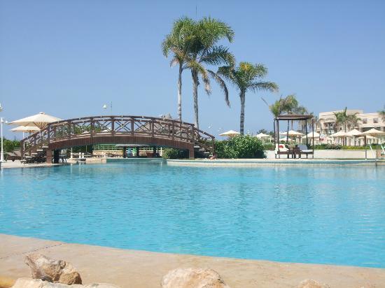 Radisson Blu Hotel, Alexandria: Multi pool complex