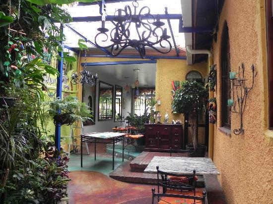 Hotel Casa 69: Desayunador