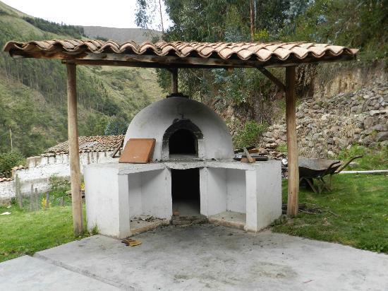 Casa Hacienda San Juan: Horno Serrano