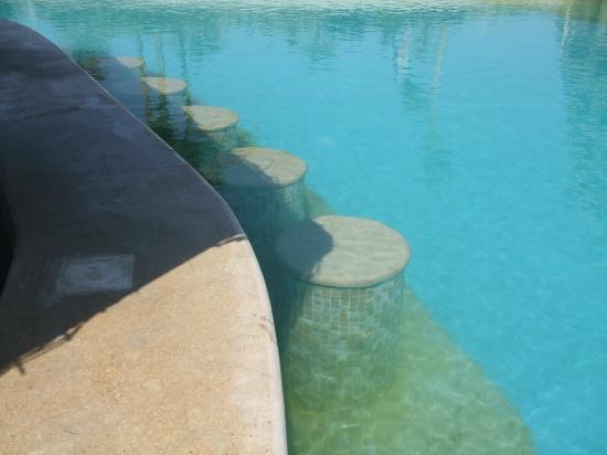 Radisson Blu Hotel, Alexandria: Pool bar and stools