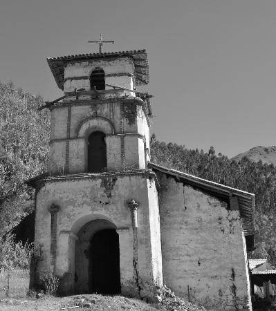 Casa Hacienda San Juan: Iglesia